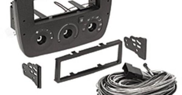 Metra 995716 Dash Kit For Taurus/Sable 0003 Kit with