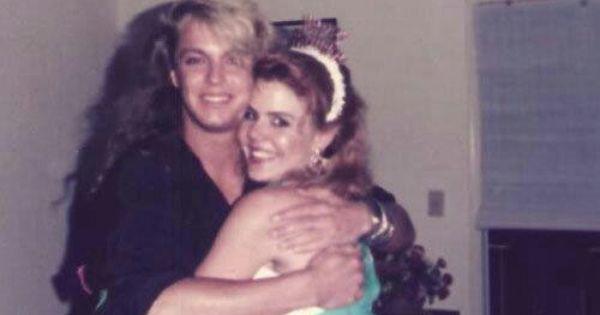 Bret N Old Girlfriend Tracy  Bret Michaels Rocks -6066
