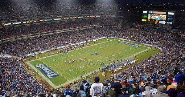 Tennessee Titans Lp Field Tennessee Titans Tennessee Nfl Stadiums