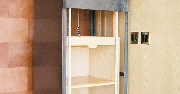 Simple dumbwaiter dumb waiter designs projects to try for Dumbwaiter design plans