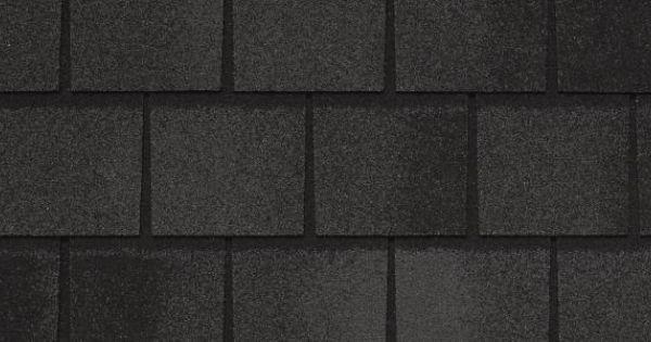 Best Certainteed Hatteras® Premium Designer Moire Black 400 x 300