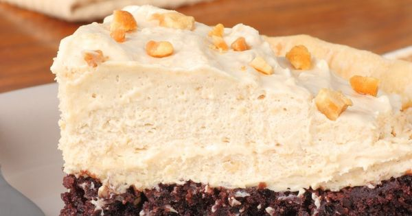 Peanuts, Pie recipes and Pies on Pinterest