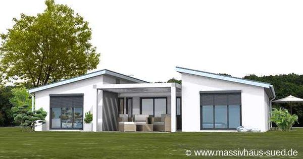 bungalow typ bungalow 145 haus pinterest moderner bungalow grundrisse und massivhaus. Black Bedroom Furniture Sets. Home Design Ideas