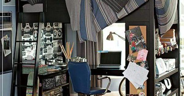 Zimmer jugendliche modern bequem teenagerzimmer jungen for Jugendliche schlafzimmer
