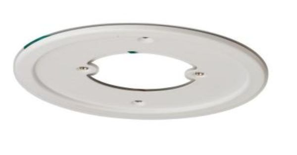 bay 1 light white recessed can light adapter for linear track lighting. Black Bedroom Furniture Sets. Home Design Ideas