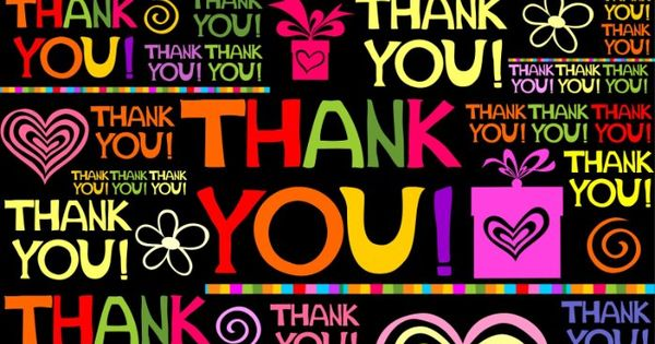 how to say thank you in different ways