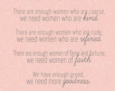 Purity Verses for Girls | I love this.. something we all need