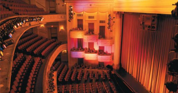 Shubert Theater Shubert Theater Venue Rental Elm City
