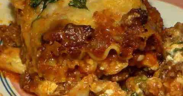 Pin By Joyce Hicks On Casserole Recipe Italian Lasagna Lasagna Recipe Recipes