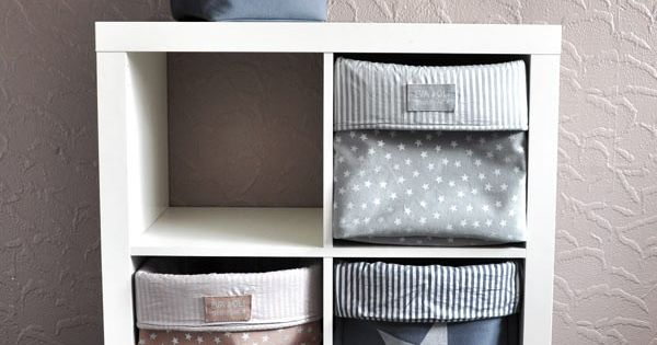Midnight storage box Chambre Bébé décoration Nursery garçon fille baby bedroom boys