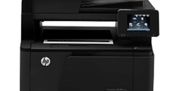 Hp Laserjet Pro 400 Mfp M425dn Driver Download Printer Printer Driver Laser Printer