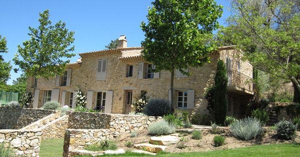 villa provencale 4 chambres gassin saint tropez villa provencale pinterest provence. Black Bedroom Furniture Sets. Home Design Ideas