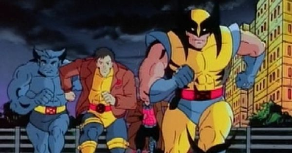 17 best images about x men cartoon series seasons x men cartoon series the registration files on mutants the x men lose two