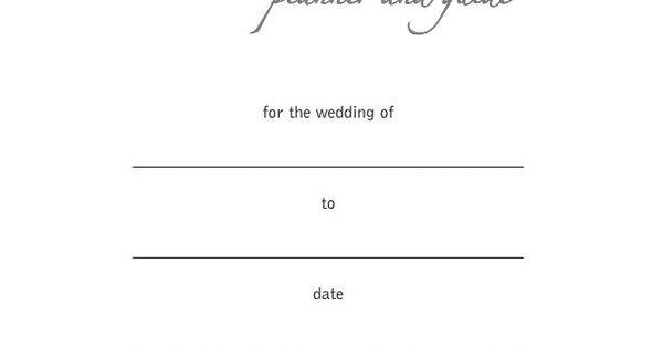 Printable wedding planner guide