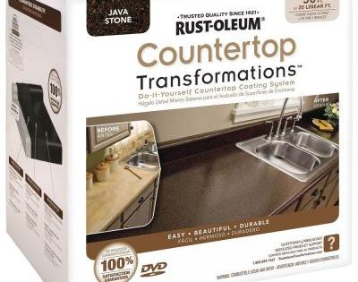 ... 70 oz. Java Stone Large Countertop Kit Home, Home depot and Java
