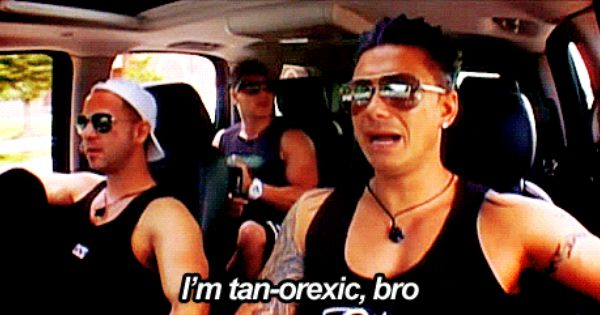 Hahaha Love Pauly D Make A Girl Laugh Jersey Shore Giggle