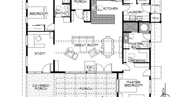 Passive Solar Cabin Floor Plans Pinterest Passive