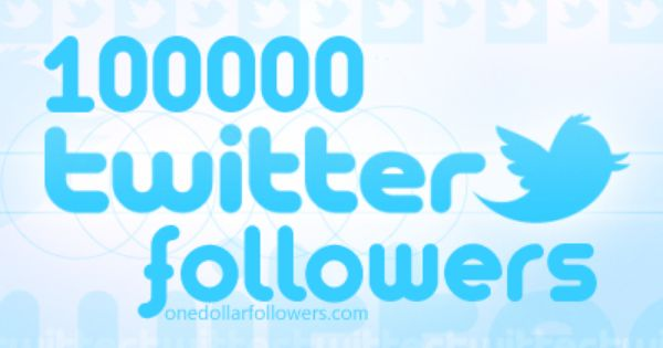 4ca9ef4068b718ee59dadd996e91e2c7 - How To Get 100 000 Followers On Twitter Free
