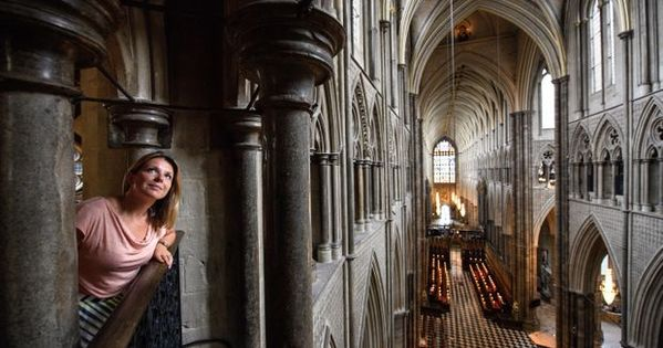 After A 700 Year Slumber A Secret Attic Filled With Treasures At London S Westminster Abbey Opens To The Public Westminster Abbey Westminster Art And Architecture