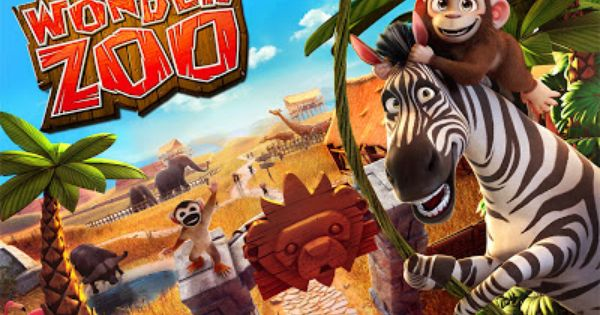 Simon Loche Video Game Wonder Zoo Wonder Zoo Zoo Games Zoo