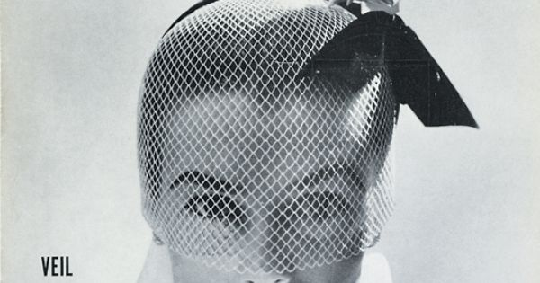 LIFE magazine, veil hats 1951, totally my era I love this!