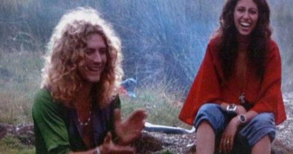 Robert Plant & wife Maureen | Led Zeppelin | Pinterest ... | 600 x 315 jpeg 27kB