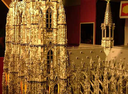 Lego Cologne Cathedral | Flickr - Photo Sharing! --- i had to