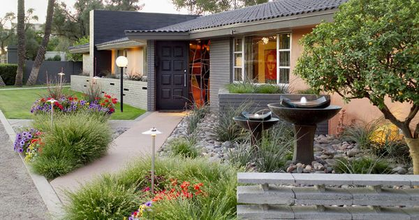 Tendencia patios y jardines sin pasto paisajismo for Diseno jardines sin pasto