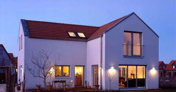 Haus l form google suche haus pinterest haus for Haus l form satteldach