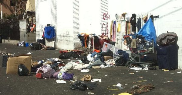 Skid Row Los Angeles Skid Row Los Angeles Little Shop Of Horrors Homeless People