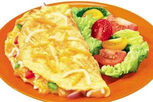 Resep Omelet Telur Resep Sarapan Resep Masakan Dadar Telur