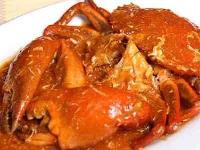 Resep Kepiting Asam Manis Cak Gundul Paling Spesial Bumbu Balado Resep Kepiting Resep Masakan Pedas Resep Masakan
