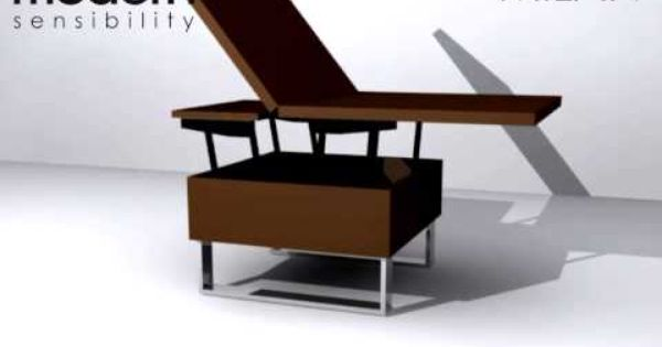 I Want This Convertible Coffee Table Wish They Delivered