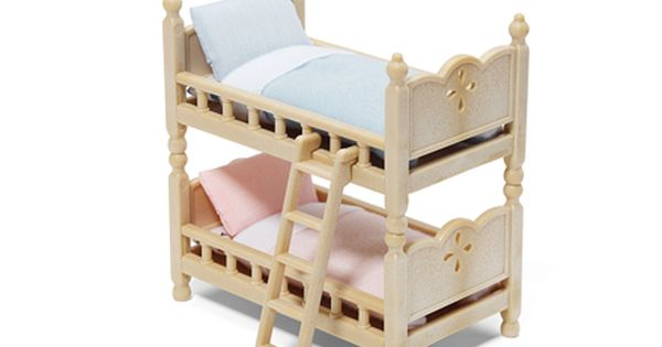 204 Sylvanian Families furniture cradle set mosquito