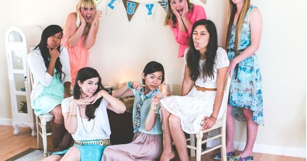 A Bachelorette Party For The Laid-Back Bride