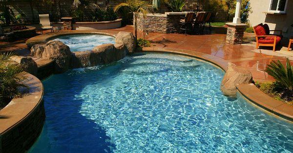 Cool Backyard Swimming Pools