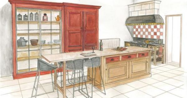 Cuisine De Charme Cuisine 41 Meubles Darnault Mobilier De Salon Meuble Cuisine Cuisine