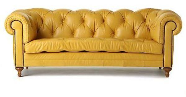 vintage henredon sofa vintage sofas pinterest yellow. Black Bedroom Furniture Sets. Home Design Ideas