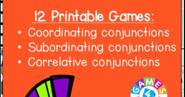 Quia - Conjunctions - and/but/or - Combine sentences ...