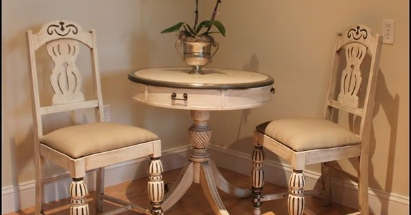 Mackenzie childs table makeover fabulous furniture for Mackenzie childs kitchen ideas