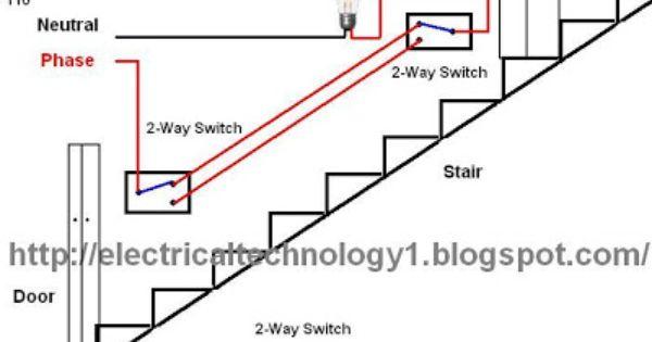 Wire A 2 Way Lighting Switch