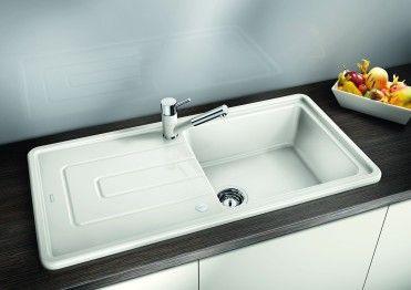 Sink Granite Or Ceramic What Is Better Advantages And Disadvantages Compared Granite Or Ceramic Sink Blanco Tolon X Sink Ceramic Kitchen Sinks Kitchen Sink