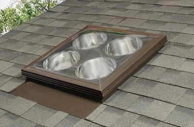 Solar Tubes Sun Tunnels Tubular Skylights General