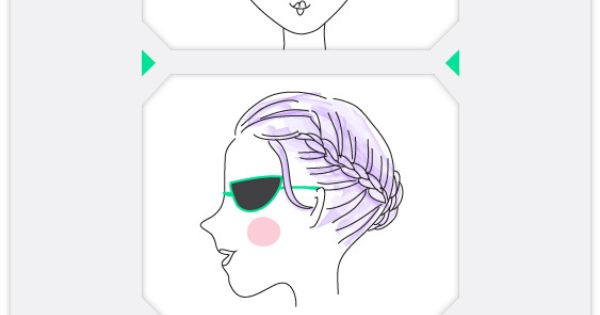 pretty little girl hairstyles : Pool Party: Three Styles to Rock in the Water Pool Parties, Pools ...