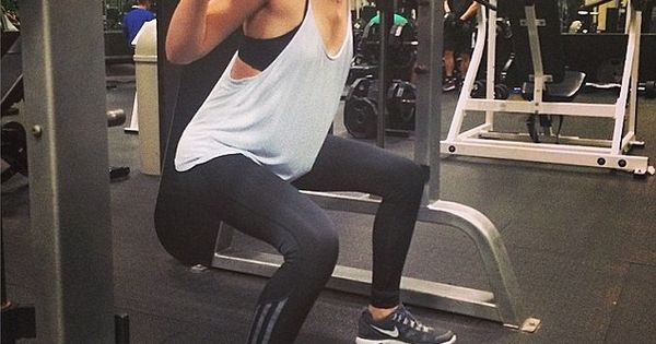 'I literally work out every day': The 17-year-old revealed to Us Weekly