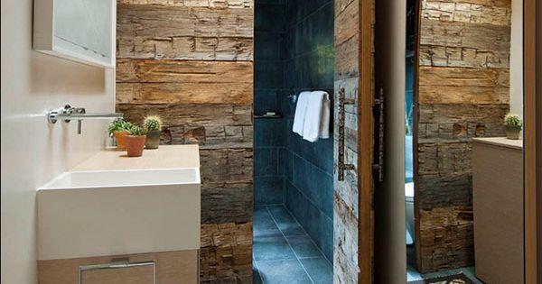 Refreshing adobe residence in new mexico santa fe santa for Santa fe style bathroom ideas