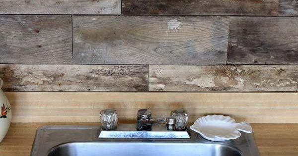 24 cheap kitchen backsplash ideas and tutorials you should for Cheap backsplash options