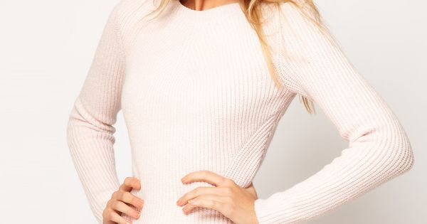 The beauty of the peplum £99 Ted Baker Peplum Jumper