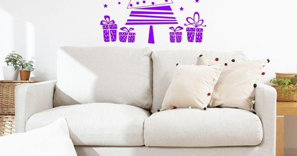 Estas navidades os traemos unas geniales ideas para poder decorar las paredes de tu hogar con - Canvas pvc witte leroy merlin ...