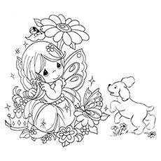 Coloring Pages Fairy Ideas - Whitesbelfast | 230x230